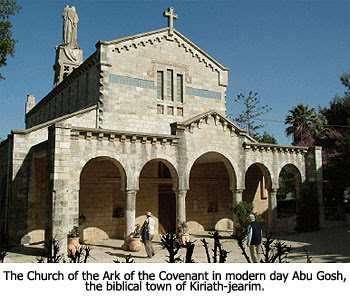 Church of the Ark of the Covenant