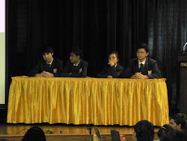 Pasukan Debat Sekolah Menengah Dunearn