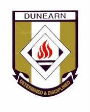 Lencana Sekolah Menengah Dunearn