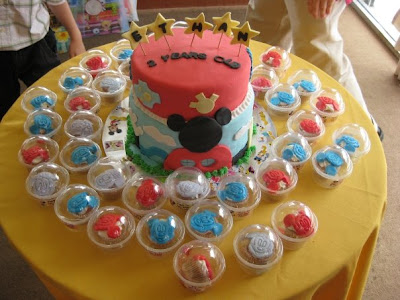mickey mouse clubhouse designs birthday cake it#39;s a mickey mouse