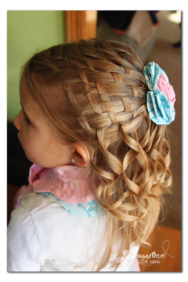 Hair From Pinterest Tested Sugar Bee Crafts