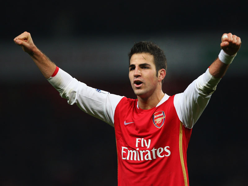 fabregas wallpapers. Cesc Fabregas