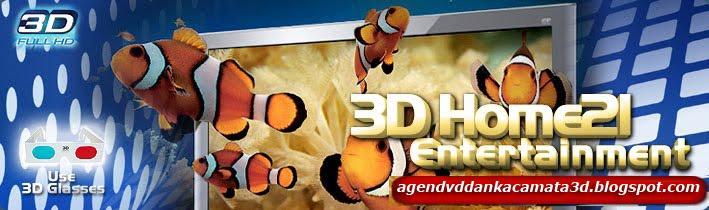 Agen dvd dan Kacamata 3d