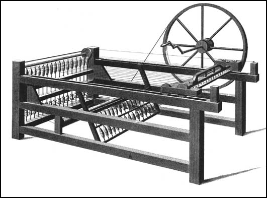 Industrial Revolution English Work: Inventions