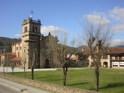 Valle De Buelna Inicio De Las Obras En La Iglesia