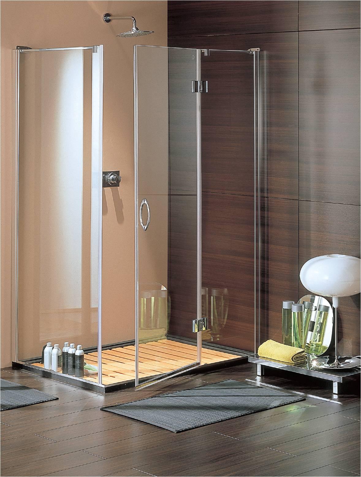 Baño Pequeno Mampara:Baño con Ducha: Mamparas de ducha a medida de Metalkris