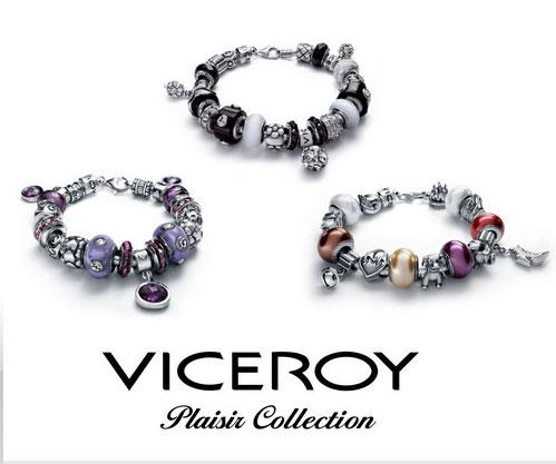 pulseras viceroy estilo pandora