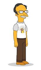 Bola, versão Simpson