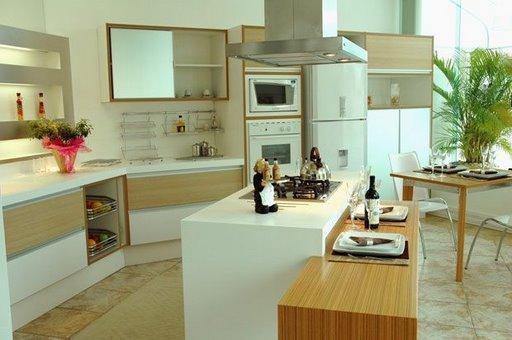Dicas para a Cozinha do Seu Apartamento Cozinha