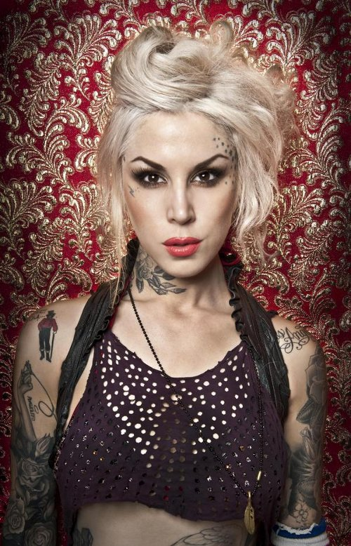 Advanced Search kat von d hairstyles. Kat Von D