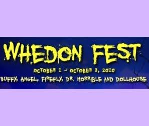 Whedonfest cancelada WHEDONFEST