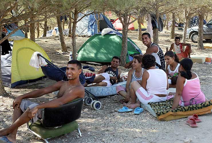 El Gobierno prepara la deportación de gitanos rumanos con antecedentes