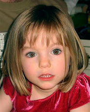 Madeleine McCann.Desaparecida