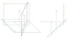 Plano Frontal, Vertical e de Perfil