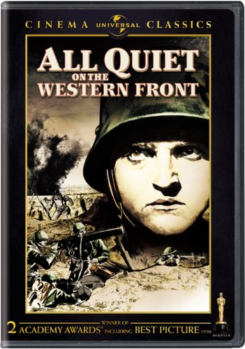"a review of the story all quiet on the western front In the 1979 film version, ""all quiet on the western front"" follows the life of paul baumer (richard thomas), a young german who signs up for the military along."