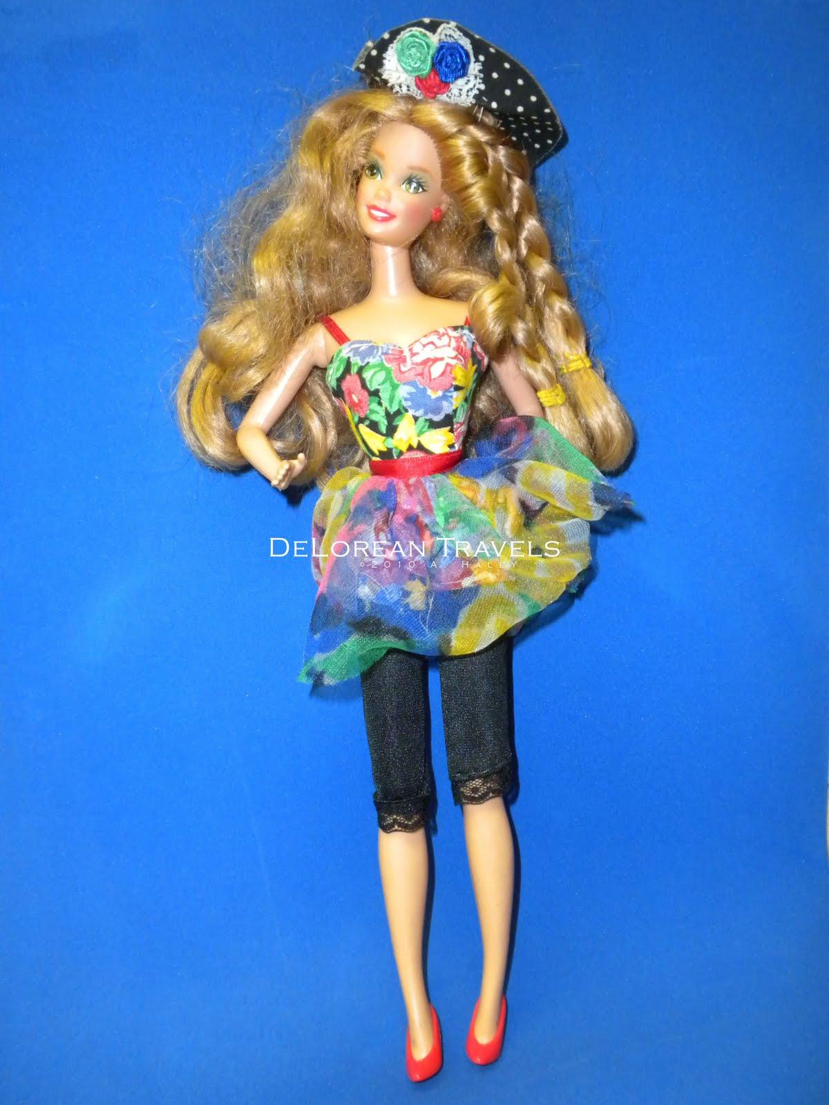 barbie looking nude teen