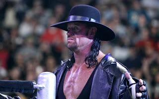 Retirada de Undertaker Undertaker