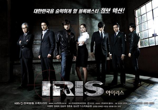 Sinopsis IRIS episode 1-20 Terakhir
