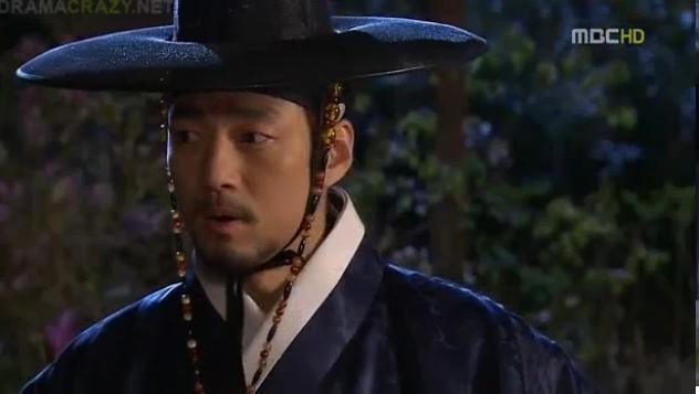 Sinopsis dong yi episode 11
