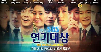Sinopsis Drama dan Film Korea: SBS Drama Awards - 2010