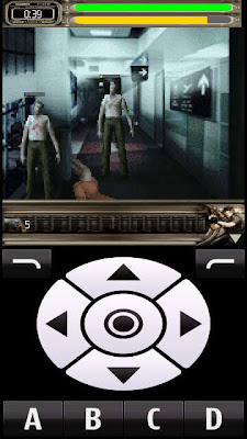 Resident Evil Degeneration Nokia 5530