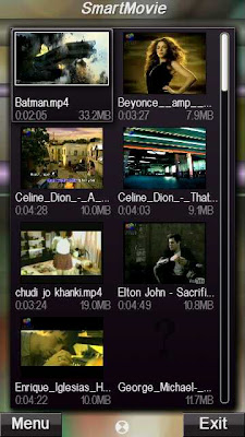 SmartMovie Nokia 5800