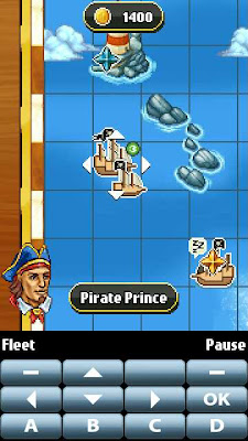 Pirate Ship Battle Nokia N97