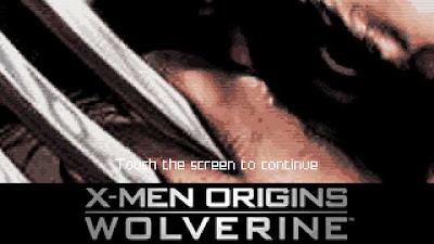 X-Men Origins Wolverine Nokia 5800