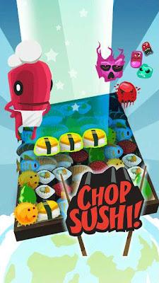 Chop Sushi Nokia 5800