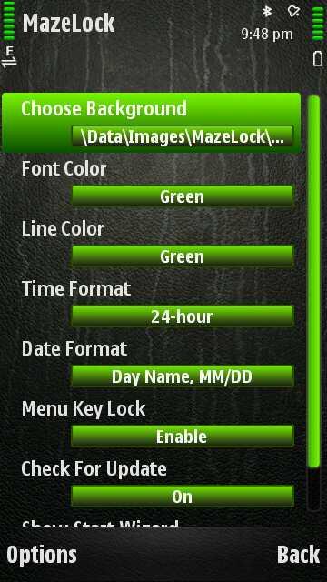 download maze lock
