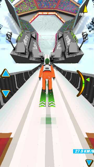 games nokia 3d sky jumping