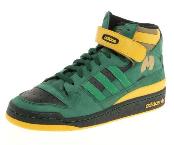 Ganz aktuell sind nun die Adidas Forum Mid und Adidas Superstar Modelle der  Wu-Tang Clan Rapper Redman 9916168dc2