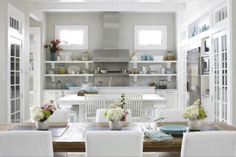Kitchen Paint Color Ideas on Elegant Abode  Pretty Palettes
