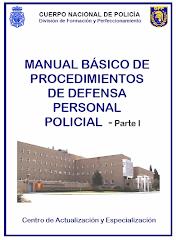 Manual basico de procedimientos de defensa personal policial parte 1
