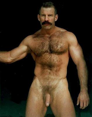 Peludos Hombres Muscular Desnudos Grandes Pingas