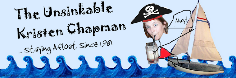 The Unsinkable Kristen Chapman