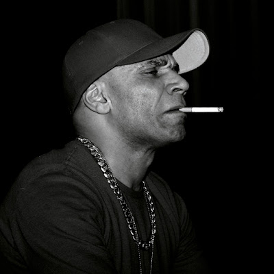 Goldie, Clifford Joseph Price, dj, deejay, drum&bass, Transardentes, Liège, photo © dominique houcmant