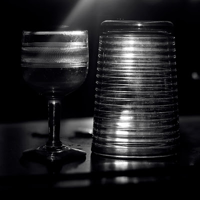 still life two glasses, nature morte au deux verres, photo © dominique houcmant