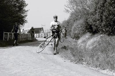 les malheurs du Suisse, Orchies - Chemin des Prières • Paris-Roubaix