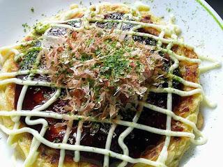 Bouffe jap : le mode d'emploi =) Okonomiyaki