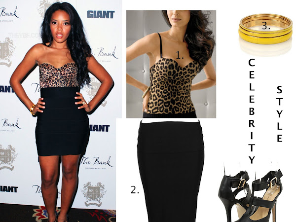 Celebrity Style: Angela Simmons