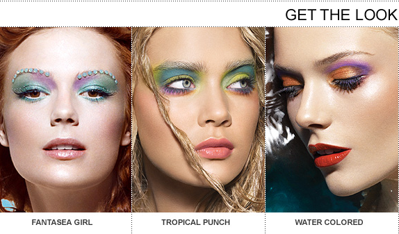 Carnival Makeup: Get The Look