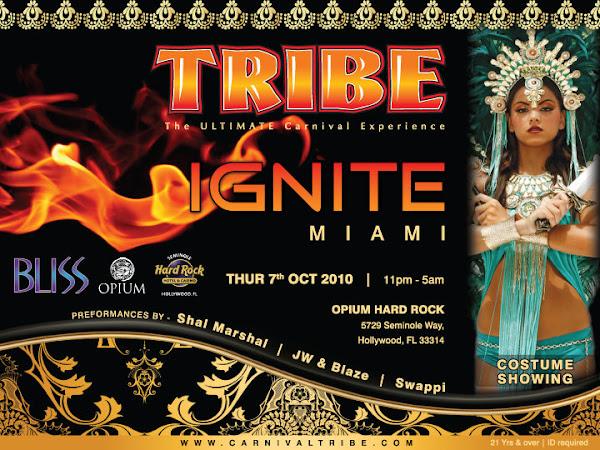 Miami Carnival Fetes 2010 - TRIBE IGNITE