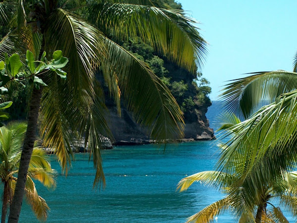 6 Caribbean Beaches to See Before You Die - St.Lucia makes the list!