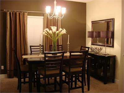 Dining Room on Dining Room Walls