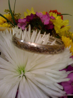 bracelet in flowers @ Brittany's Cleverly Titled Blog