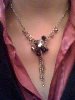 Target necklace @ Brittany's Celverly Titled Blog