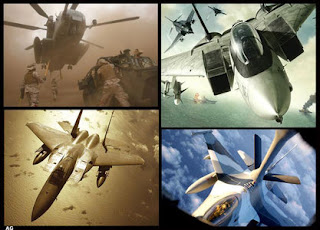 28 Wallpapers ~ Military Aircrafts