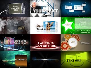 After Effects Projects Files Collection