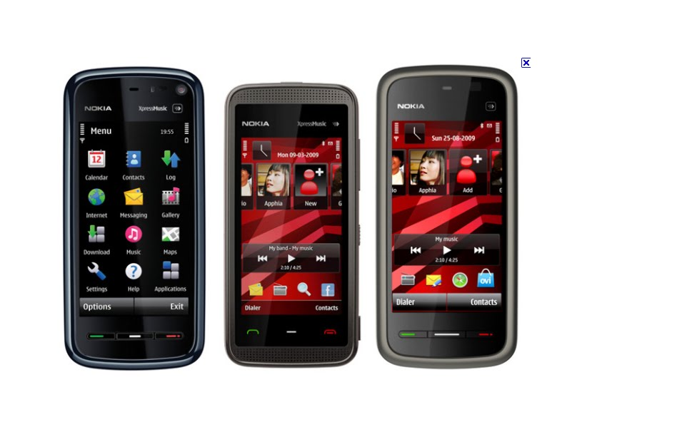 nokia 5230 applications mobile9 theme